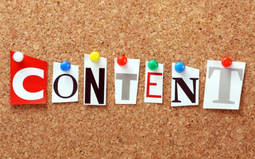 Как оценить стоимость создания контента для сайта