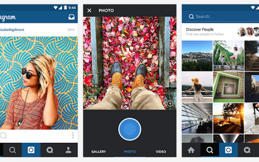Сервисы обработки фото для Instagram